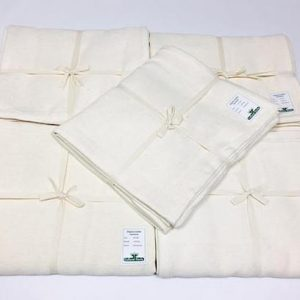 Natural 100% Organic Cotton Handwoven Heavy Yoga Blanket (2M X 1.5M - 1.5KG) - Made In India_CulturalRoots_1