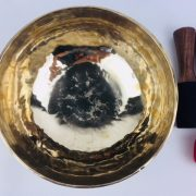 "10"" (Root / Throat Chakra) Traditional Hand Made Tibetan Sound Healing Singing Bowl - 1.82 kg"