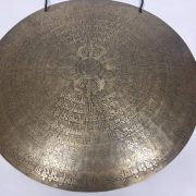 "Cultural-Roots-17""-(Heart Chakra)-Beautiful-Nepalese-Carved-Healing-Gong-2.3kg_3"