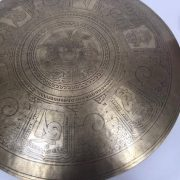 "Cultural-Roots-18""-(Sacral)-Beautiful-Nepalese-Carved-Healing-Gong-2.2kg_2"